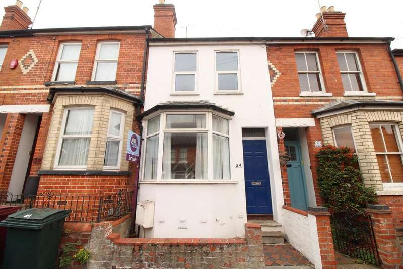 3 Bedrooms Terraced House for sale in Amherst Road, Reading