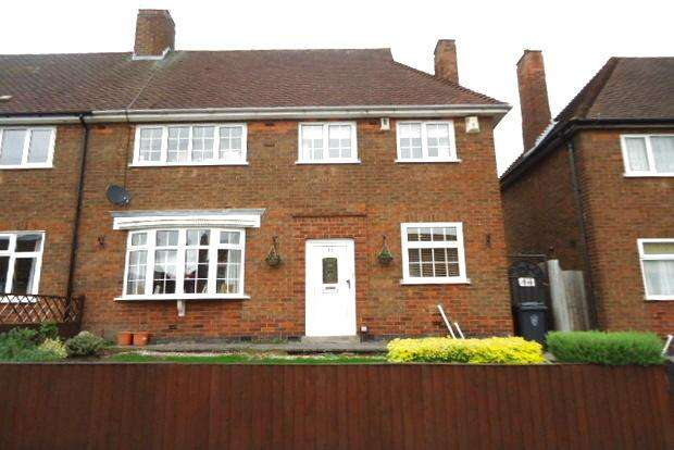 3 Bedrooms Town House for sale in Tetuan Road, Western Park, Leicester, LE3