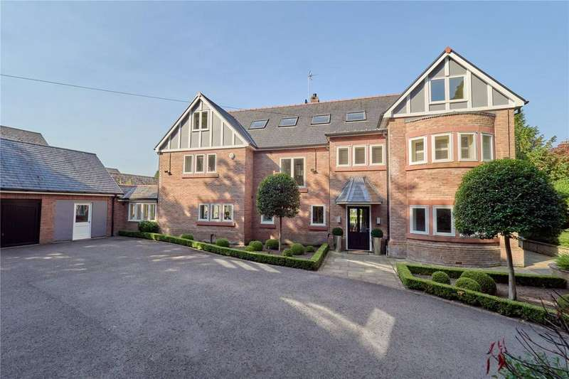 7 Bedrooms Detached House for sale in Davey Lane, Alderley Edge, Cheshire, SK9