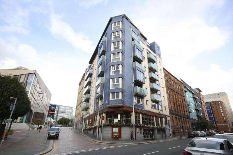 2 Bedrooms Flat for sale in 5/1, 36, Ingram Street, Merchant City, Glasgow, G1 1EZ