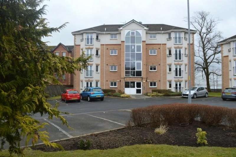2 Bedrooms Flat for sale in Strathleven Place, Dumbarton G82 1BA