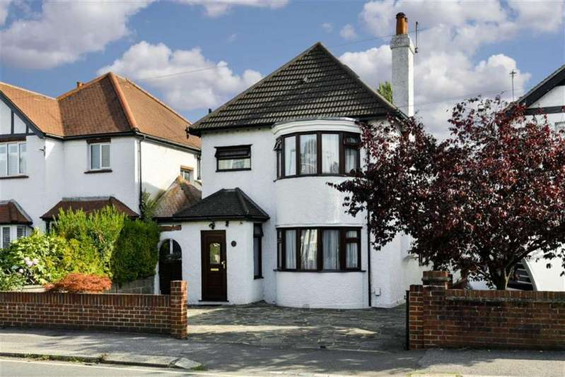 3 Bedrooms Detached House for sale in Temple Road, Epsom, Surrey