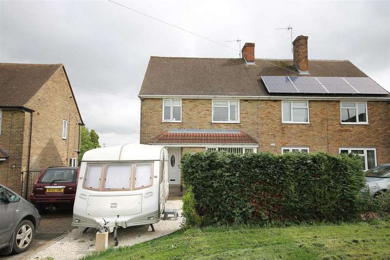 3 Bedrooms Semi Detached House for sale in Ulverston Road, Newbold, Chesterfield