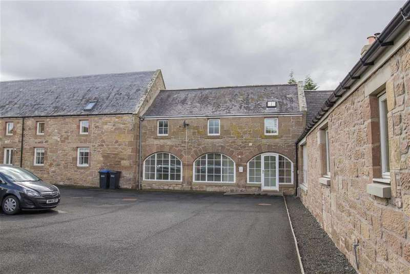 2 Bedrooms Terraced House for sale in Swinton Mill, Swinton, Berwickshire, TD12