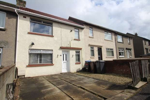 2 Bedrooms Terraced House for sale in Ballochmyle Avenue, Auchinleck, Ayrshire, KA18 2JL