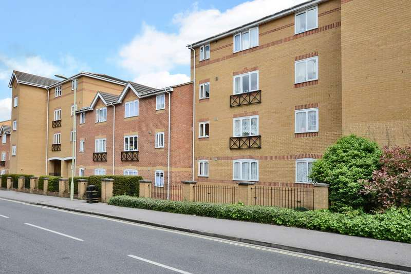 2 Bedrooms Apartment Flat for sale in Ascot Court, Aldershot GU11