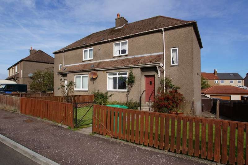 3 Bedrooms Semi Detached House for sale in Castle Terrace, Kennoway, Leven, KY8