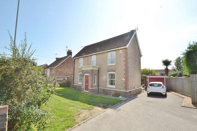 3 Bedrooms Detached House for sale in Upton