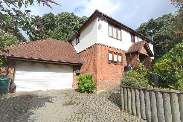 4 Bedrooms Detached House for sale in Old Bishopstoke