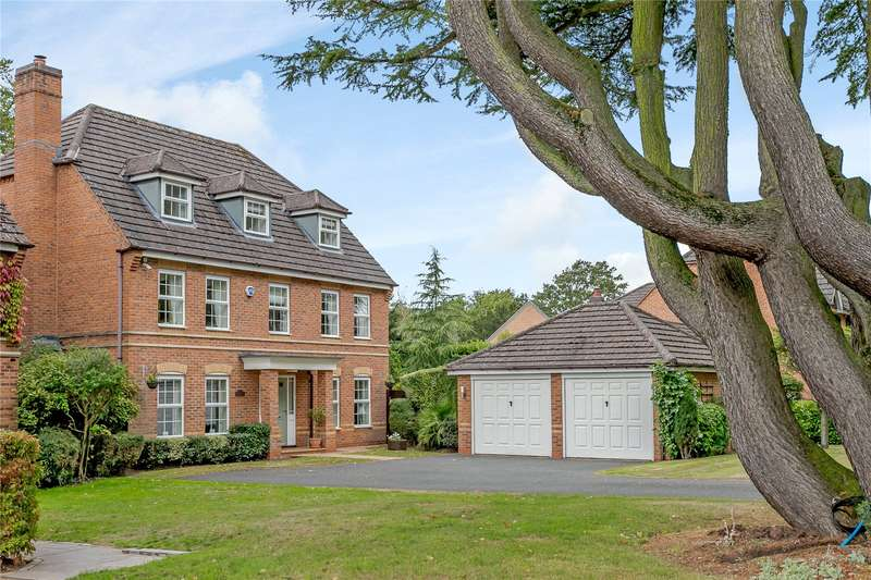 6 Bedrooms Detached House for sale in 24 The Croft, Kidderminster, Worcestershire, DY11
