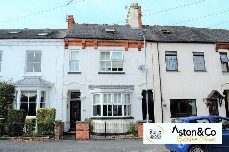 4 Bedrooms Terraced House for sale in Broad Street, Syston, Leicestershire
