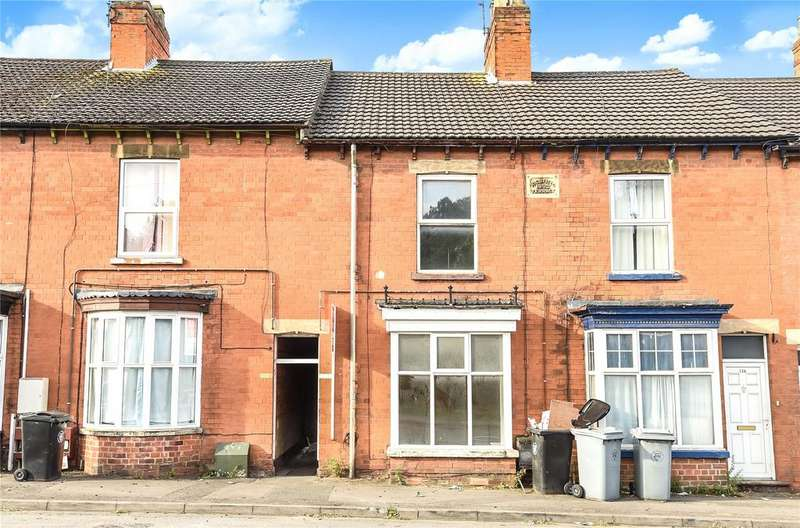2 Bedrooms Terraced House for sale in Bridge End Road, Grantham, NG31