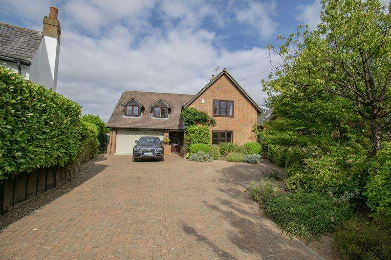 4 Bedrooms Detached House for sale in Jacques Lane, Clophill
