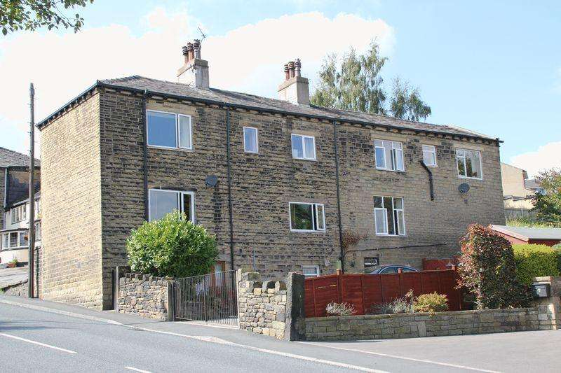 4 Bedrooms Detached House for sale in Rochdale Road, Halifax