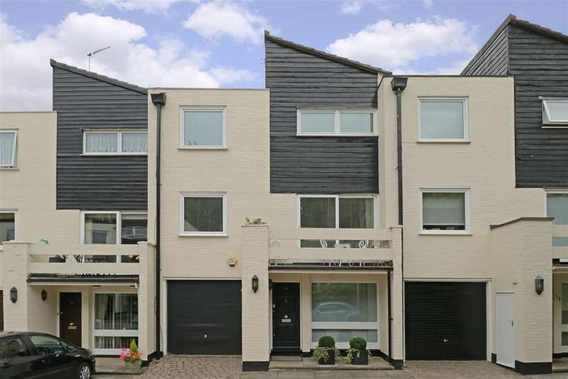 5 Bedrooms Town House for sale in Bramalea Close, Highgate, London, N6