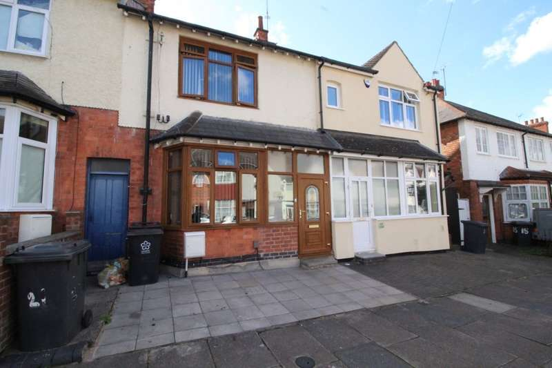 4 Bedrooms Property for sale in Bodnant Avenue, Leicester, LE5