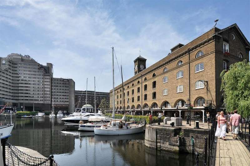 1 Bedroom Apartment Flat for sale in Ivory House East Smithfield, Wapping