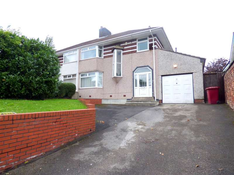 4 Bedrooms Semi Detached House for sale in Roby Road, Huyton, Liverpool