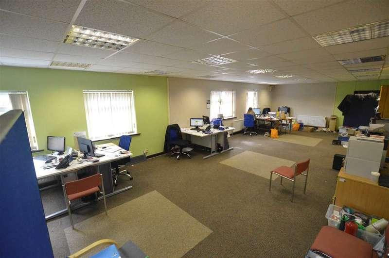 Commercial Property for rent in Suite D, Creative Business Park, Riverside Industrial Estate, Langley Park