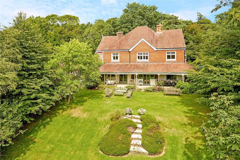 8 Bedrooms Detached House for sale in Station Road, Stonegate, Wadhurst, East Sussex, TN5