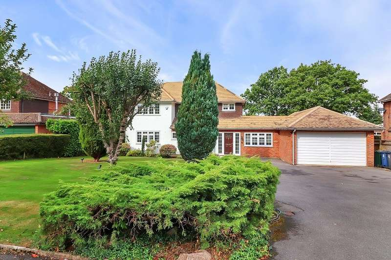 4 Bedrooms Detached House for sale in Winstone Close, Chesham Bois, HP6