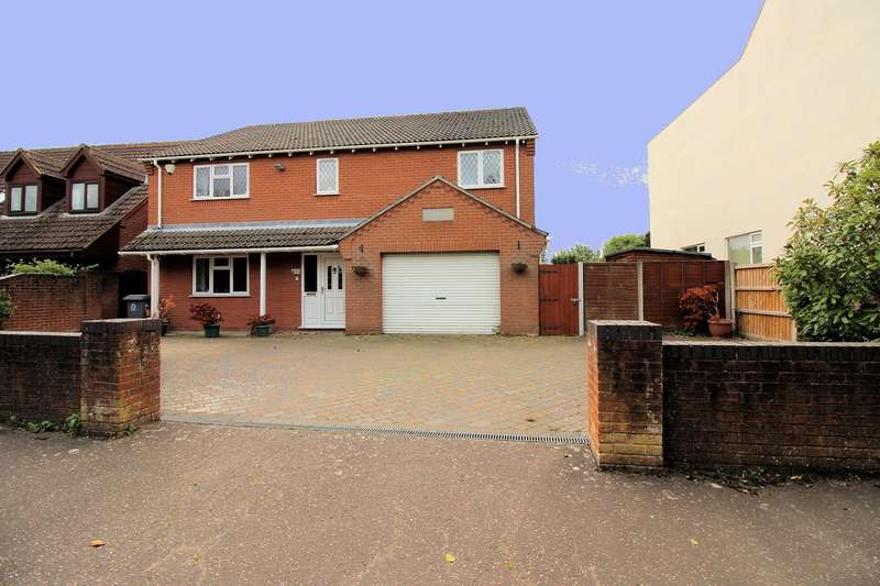 4 Bedrooms House for sale in Damgate Lane, Acle, NR13