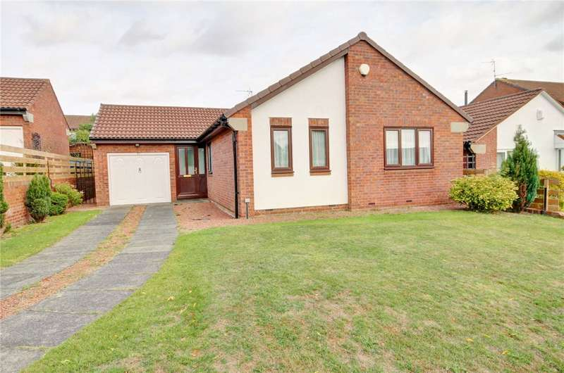 3 Bedrooms Detached Bungalow for sale in Bishops Way, Pity Me, Durham, DH1