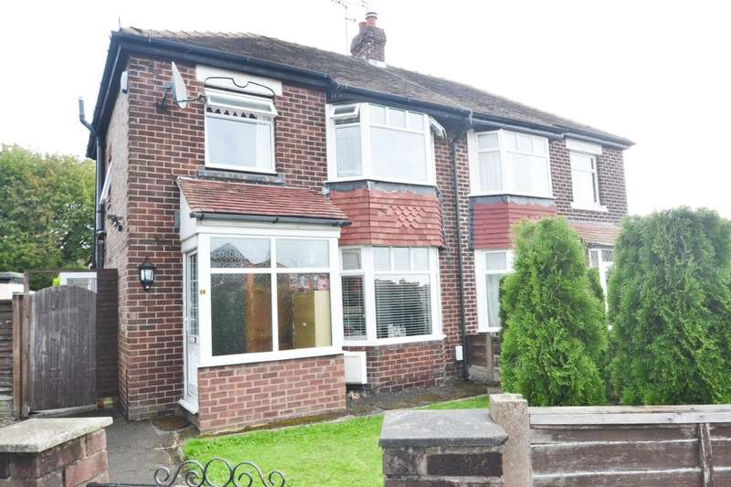 3 Bedrooms Semi Detached House for sale in St Davids Road, Cheadle