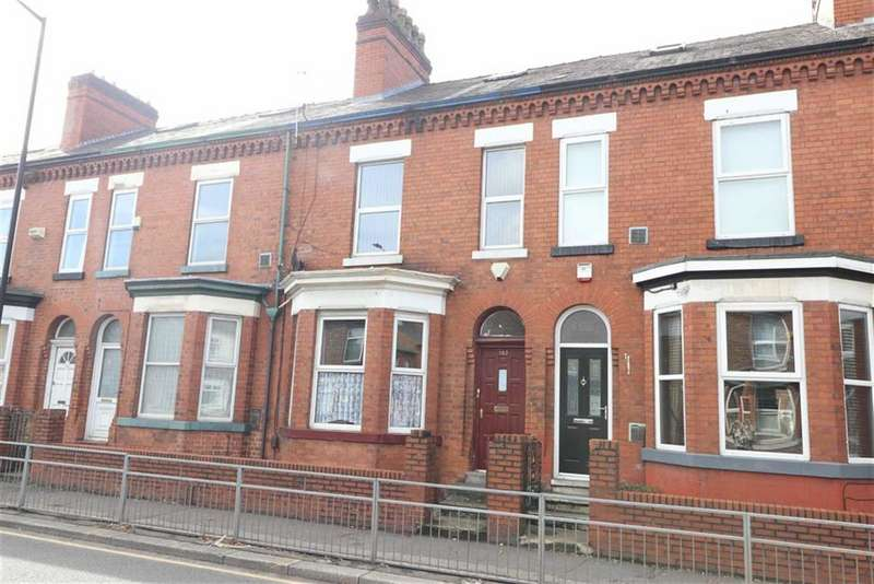 5 Bedrooms Terraced House for sale in Barton Road, Stretford, Manchester, M32