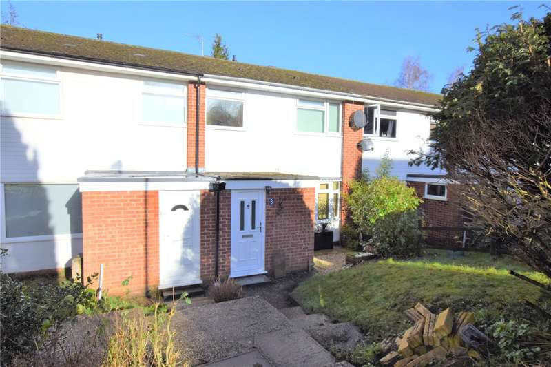 3 Bedrooms Terraced House for sale in Stones Walk, Burghfield Common, Reading, Berkshire, RG7