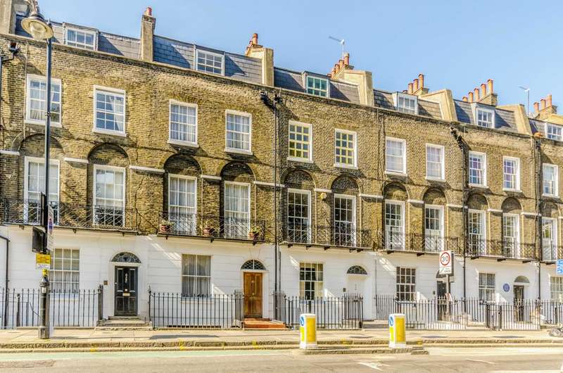 6 Bedrooms House for sale in Claremont Square, Islington, N1