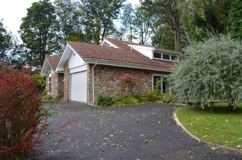 5 Bedrooms Detached House for sale in Fernhill Grange, Bothwell, South Lanarkshire, G71 8SH