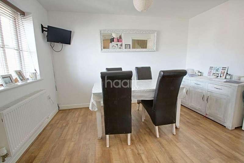 3 Bedrooms Terraced House for sale in Amelia Way, Newport