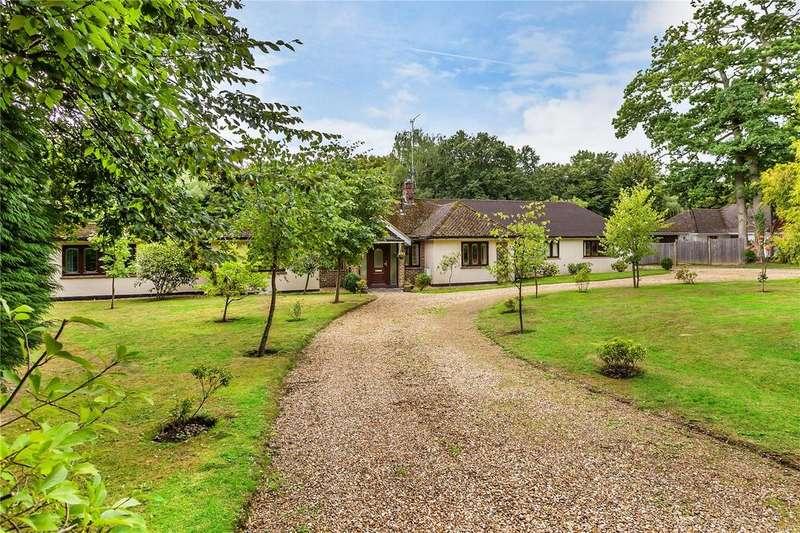 4 Bedrooms Detached Bungalow for sale in Carlton Road, South Godstone, Godstone, Surrey, RH9