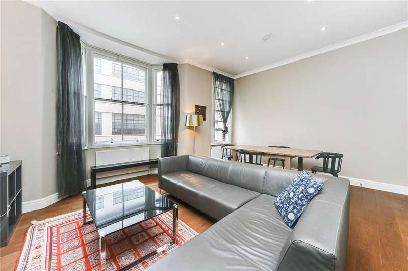 4 Bedrooms Maisonette Flat for sale in Farringdon Road, London, EC1R