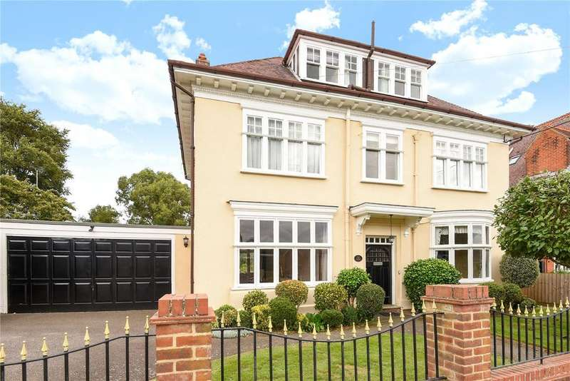 7 Bedrooms Detached House for sale in Priory Road, Felixstowe, Suffolk, IP11