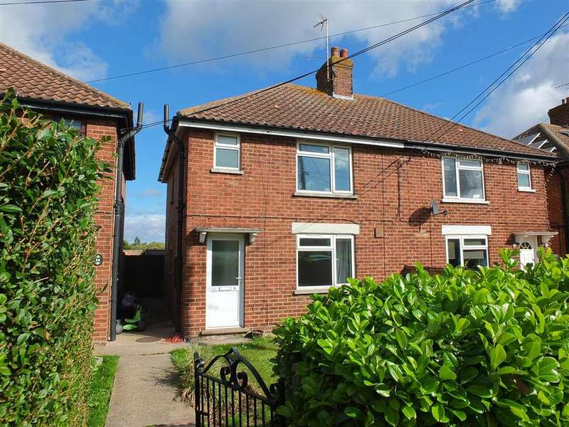 3 Bedrooms Semi Detached House for sale in Albert Avenue, Gedney