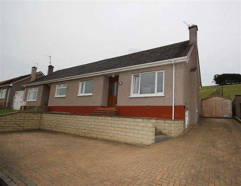 4 Bedrooms Semi Detached House for sale in 25, Garliebank Crescent, Cupar, Fife, KY15