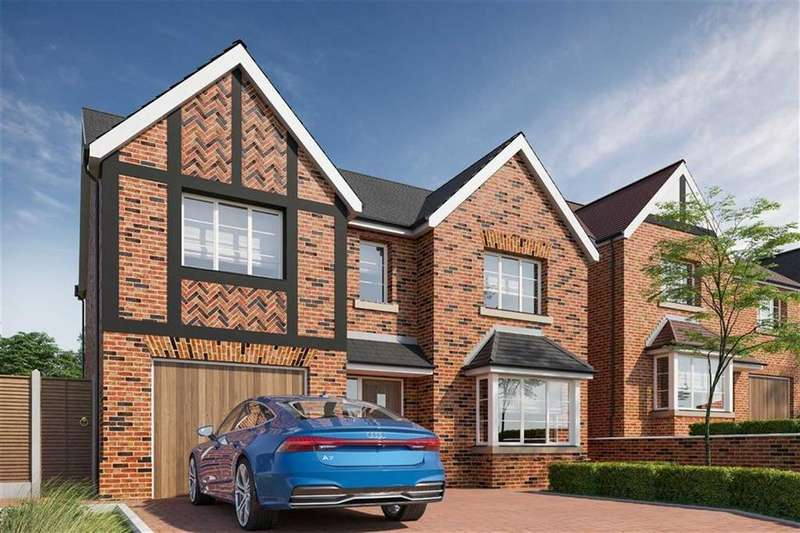 4 Bedrooms Detached House for sale in Orchard View, Denby