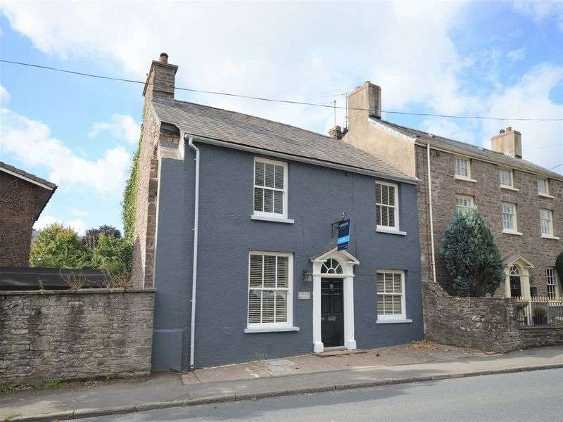 3 Bedrooms Property for sale in Brecon Road, Crickhowell