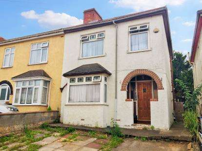 3 Bedrooms Semi Detached House for sale in Park Place, Eastville, Bristol