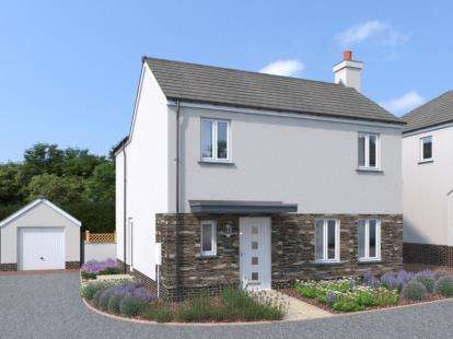 4 Bedrooms Detached House for sale in Goonhaven