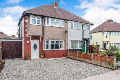 3 Bedrooms Detached House for sale in Coronation Avenue, Knotty Ash, Liverpool, Merseyside, L14