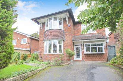 4 Bedrooms Detached House for sale in Windsor Road, Hazel Grove, Stockport, Cheshire