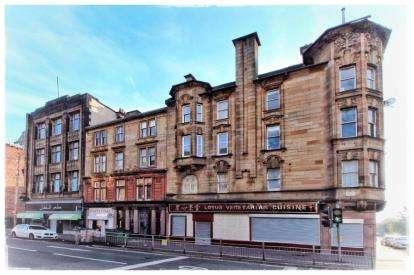 2 Bedrooms Flat for sale in Bridge Street, Glasgow