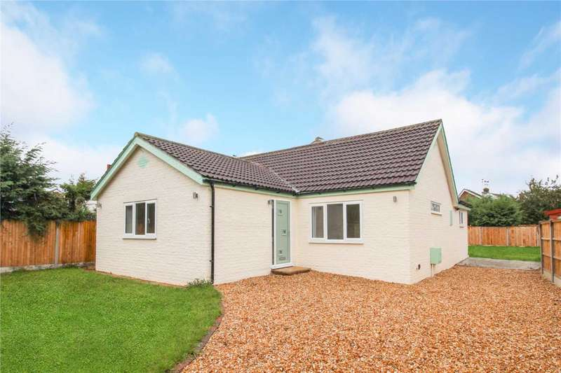 4 Bedrooms Bungalow for sale in Sykes Lane, Saxilby, Lincoln, LN1 2NS