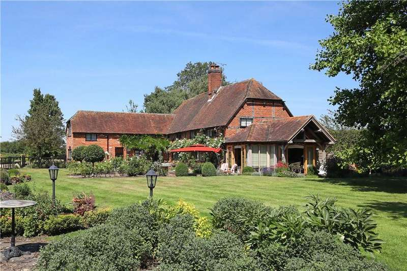 4 Bedrooms Detached House for sale in Stratfield Saye, Reading, Hampshire, RG7