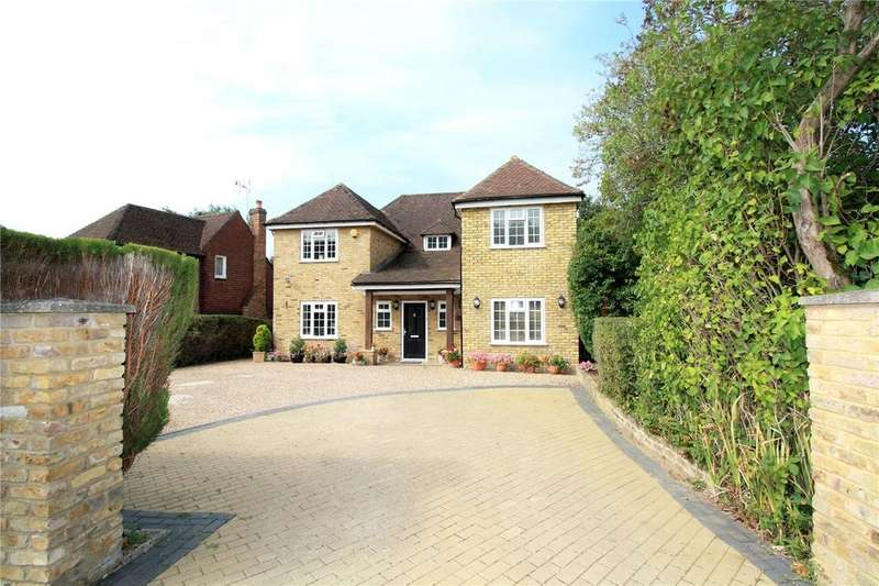 4 Bedrooms Detached House for sale in Crispin Way, Farnham Common, Slough, SL2