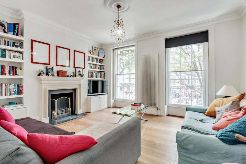 3 Bedrooms Terraced House for sale in Canonbury Road, Islington
