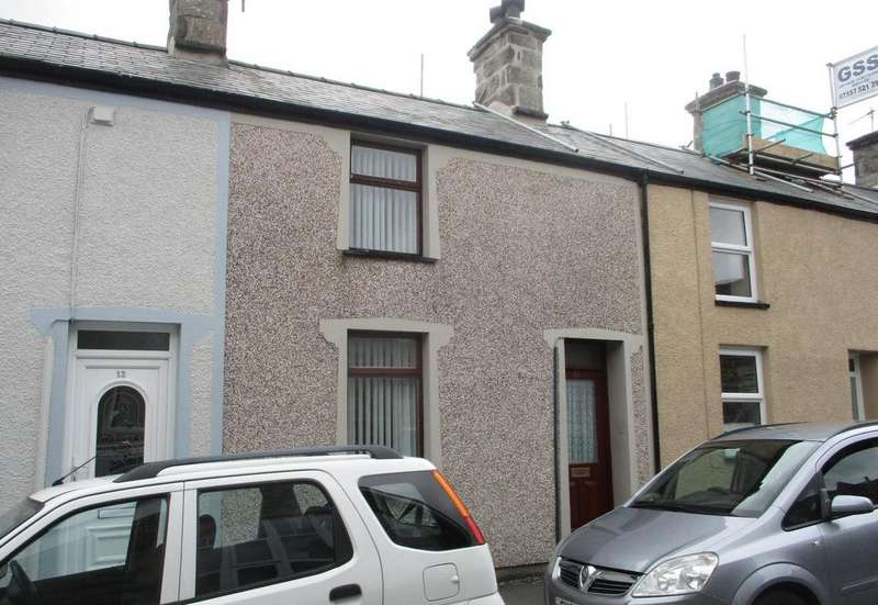 2 Bedrooms House for sale in School Street, Penrhyndeudraeth